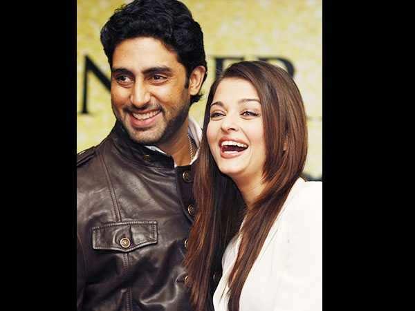 Abhishek Bachchan and Aishwarya Rai Bachchan to play husband and wife in a film?