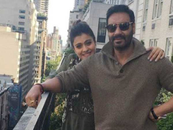 Ajay Devgn and Kajol's twitter conversation is super duper cute!