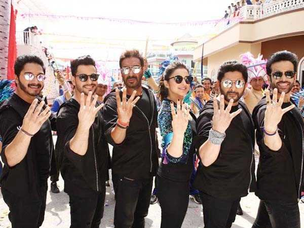 Here's when Ajay Devgn's Golmaal Again trailer will release