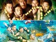 Ajay Devgn's Golmaal Again to be a horror comedy? Well, the posters definitely suggest that.