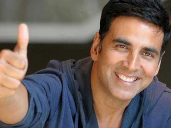 Akshay Kumar signs for the remake of Tamil film Veeram