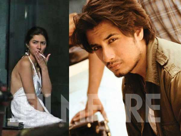 Ali Zafar lends support to Mahira Khan