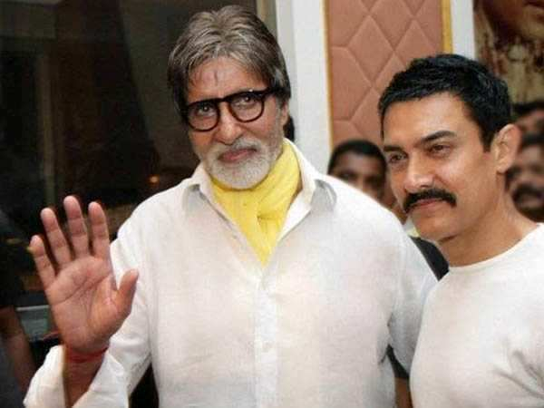 Amitabh Bachchan and Aamir Khan to have a sword fight sequence in Thugs of Hindostan
