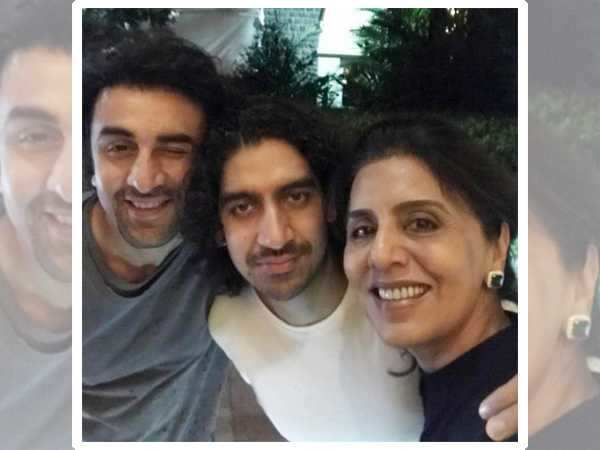 Ranbir Kapoor's perfect birthday dinner with mom Neetu Kapoor and BFF Ayan Mukerji
