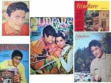 Birthday Special: Dev Anand's iconic Filmfare covers