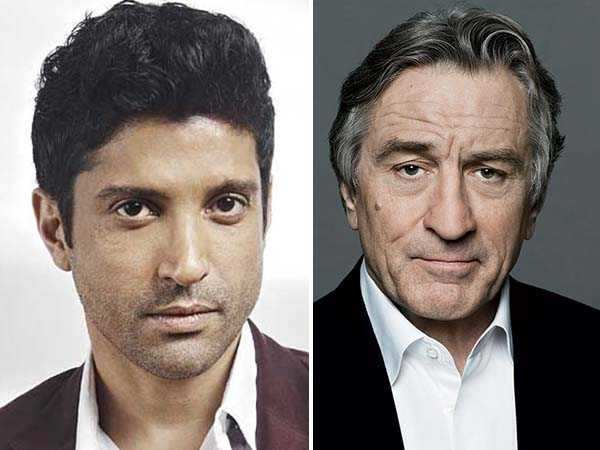 Here's what happened when Farhan Akhtar met Robert De Niro