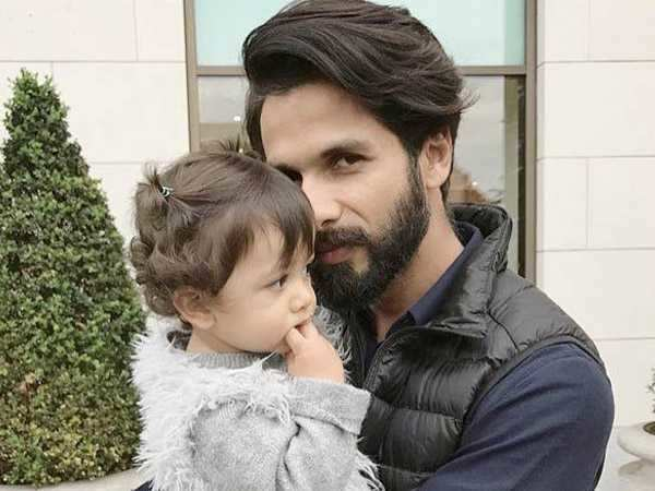 Adorable! Shahid Kapoor talks about his special moment with daughter Misha