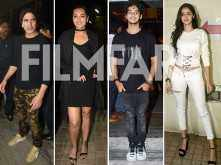 Akshay Kumar, Sonakshi Sinha, Ishaan Khatter and others at Judwaa 2 special screening