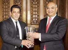 Salman Khan honored with Global Diversity Award from British MP