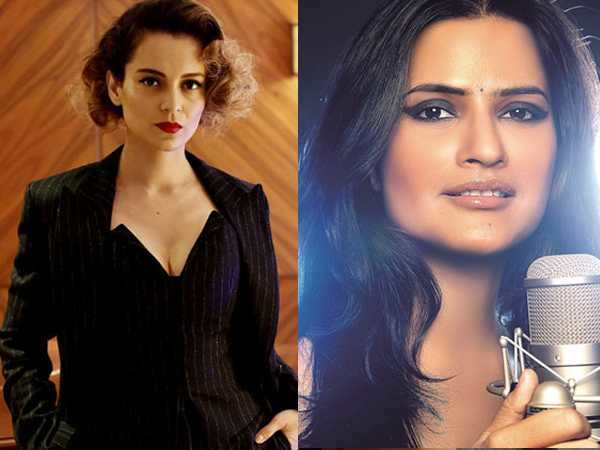 After Salman Khan and Sonakshi Sinha, Sona Mohapatra takes a dig at Kangana Ranaut