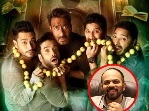 Rohit Shetty reveals why it took 7 years to come up with Golmaal Again