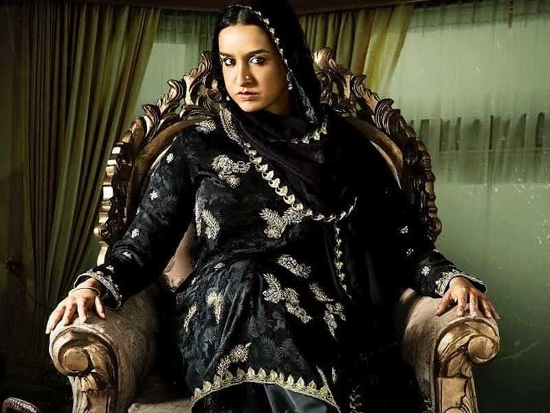 CBFC passes Shraddha Kapoor's Haseena Parkar with two minor cuts