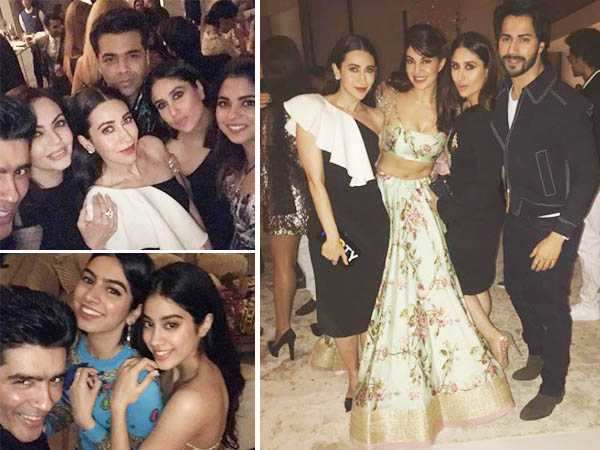 Inside pictures from the big Bollywood Ambani bash