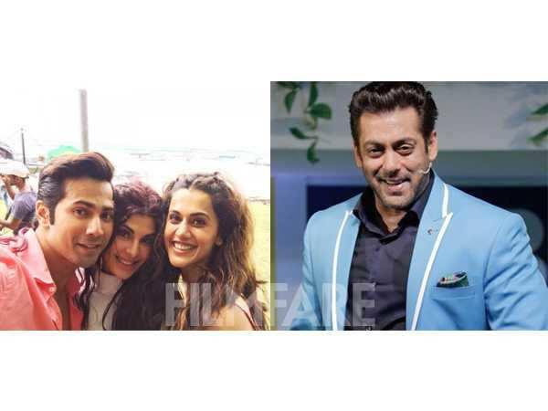Salman Khan to host Judwaa 2 team on the first episode of Big Boss 11