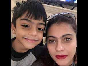 Kajol has the sweetest birthday message for son Yug Devgn