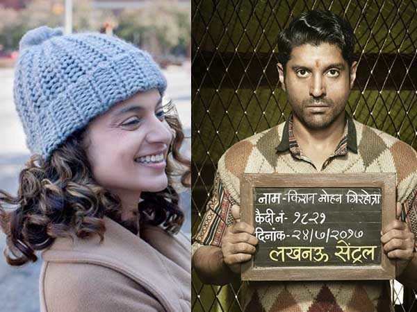 Simran and Lucknow Central take a slow start at the box-office