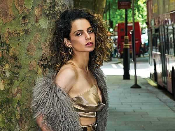 What does being in love feel like to Kangana Ranaut?