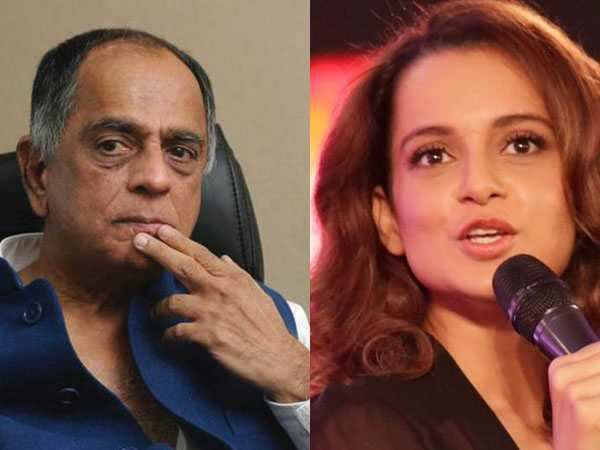 Read what Pahlaj Nihalani has to say about Kangana Ranaut