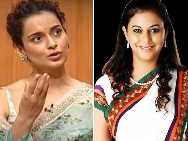 This lady is going to slap a legal notice on Kangana Ranaut!