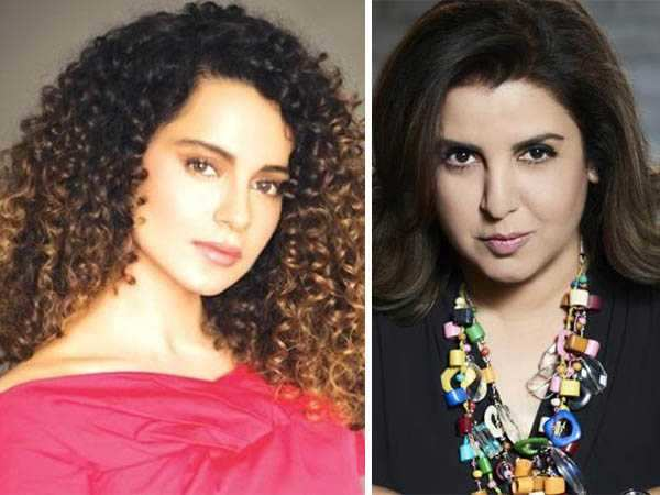 Farah Khan clears rumors about her comment on Kangana Ranaut