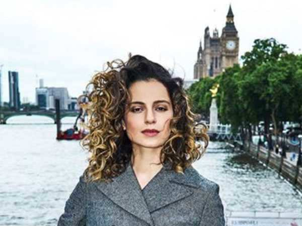 Kangana Ranaut talks about the pay gap between male and female actors in Bollywood