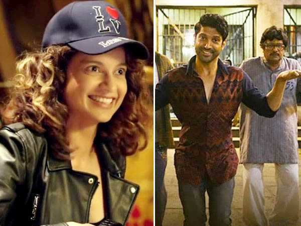 Box-Office: Simran and Lucknow Central have an average weekend