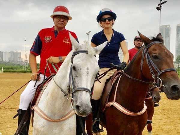 Kangana Ranaut resumes horse riding sessions