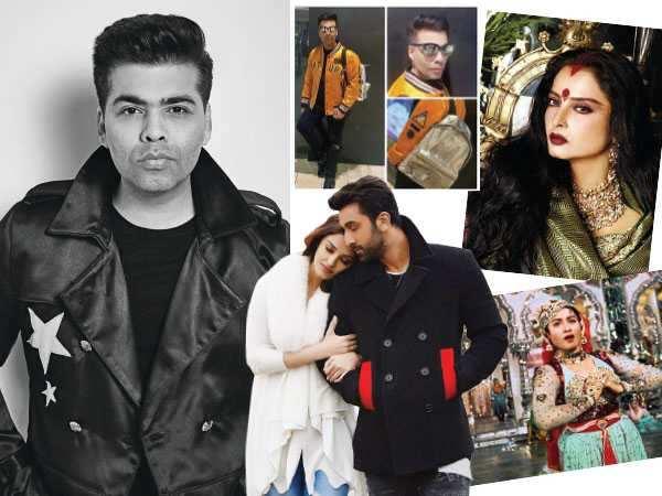 """""""I appreciate Kangana Ranaut's edgy style"""" – Karan Johar"""