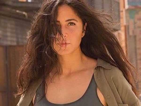 Here's another picture of Katrina Kaif with her Tiger Zinda Hai co-star & no its not Salman Khan