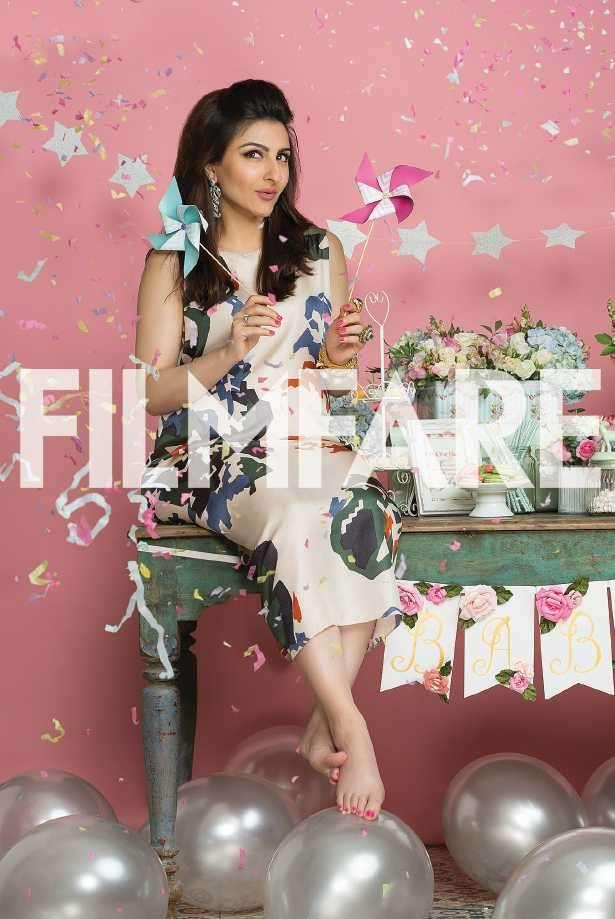 Soha Ali Khan Filmfare Photo Shoot