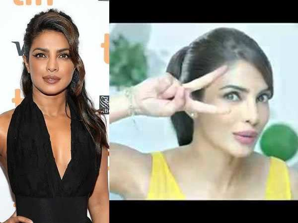 What made Priyanka Chopra feel like crap?