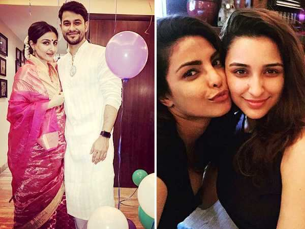 Priyanka Chopra, Parineeti Chopra & others shower love on new parents, Kunal Kemmu and Soha Ali Khan
