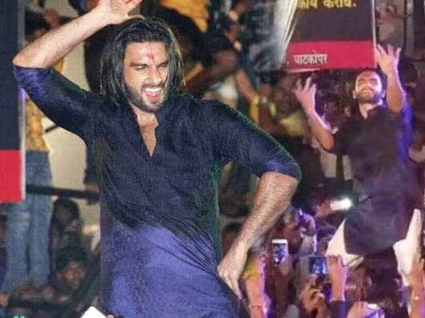 Ranveer Singh sets the stage on fire at a wedding in London