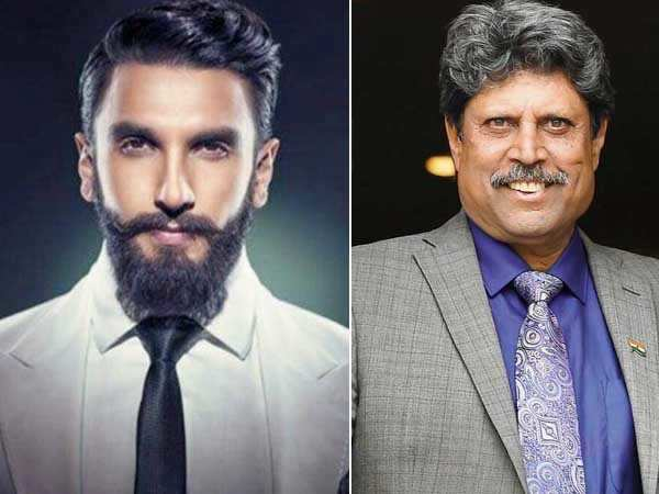 Everything you need to know about Ranveer Singh playing Kapil Dev!