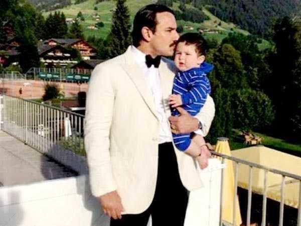 Here's why Saif Ali Khan wants to take son Taimur Ali Khan's autograph