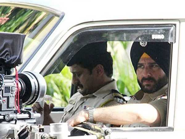 Saif Ali Khan shares his experience of shooting Sacred Games on the streets of Mumbai