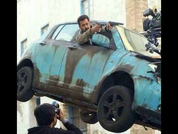Salman Khan's Tiger Zinda Hai promises to be an action fest