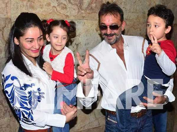 Here's what Sanjay Dutt has to say about his kids finding out about his troubled past...