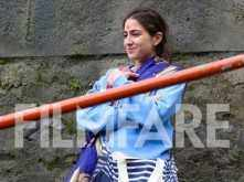 Kedarnath: Sara Ali Khan's new picture from the film's set is beautiful