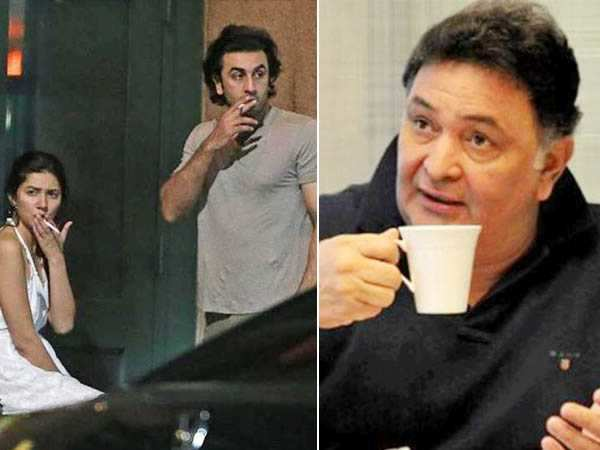 Rishi Kapoor opens up about Ranbir Kapoor and Mahira Khan's viral pictures