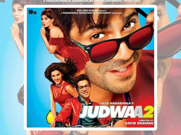 Judwaa 2 scores big on its opening day