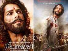 Shahid Kapoor looks like a true blue KING in these new posters from Padmavati