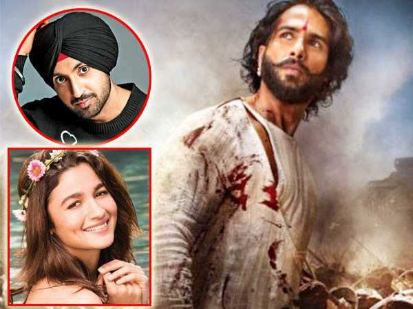 Alia Bhatt, Shahid Kapoor and Diljit Dosanjh take us back to 2016 with this Udta Punjab throwback!