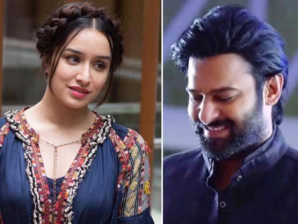 Shraddha Kapoor and Prabhas to help each other with the language