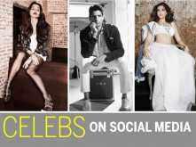 Celebs On Social Media