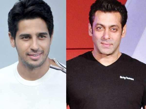This is why Sidharth Malhotra said no to Salman Khan's Race 3