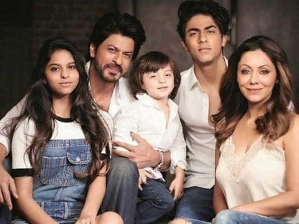 Shah Rukh Khan wishes to retain the childhood of his children Aryan, Suhana and AbRam