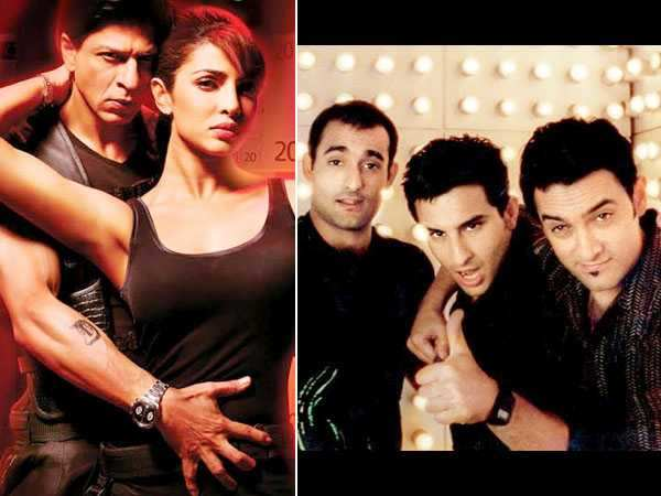 No sequel to Dil Chahta Hai but Shah Rukh Khan's Don 3 may happen soon