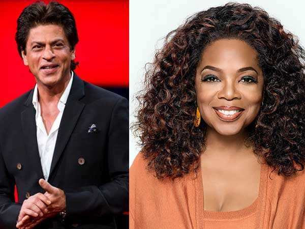OMG! Oprah Winfrey to be on Shah Rukh Khan's TED Talks India?
