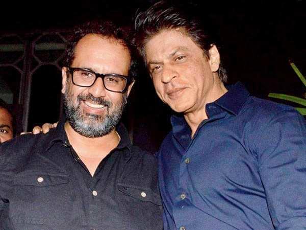 Shah Rukh Khan's Anand L Rai film title will be revealed soon!
